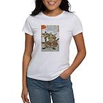 Samurai Warrior Imagawa Yoshimoto Women's T-Shirt