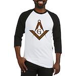 Masonic Antient F&AM Baseball Jersey