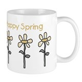 Happy Easter, Happy Spring Mug