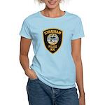 Stratham NH Police Women's Light T-Shirt