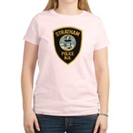 Stratham NH Police Women's Light T-Shirt