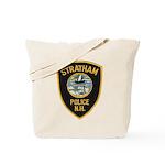 Stratham NH Police Tote Bag