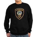 Stratham NH Police Sweatshirt (dark)