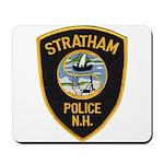 Stratham NH Police Mousepad