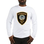 Stratham NH Police Long Sleeve T-Shirt