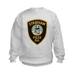 Stratham NH Police Kids Sweatshirt