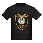Stratham NH Police Kids Dark T-Shirt