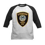 Stratham NH Police Kids Baseball Jersey