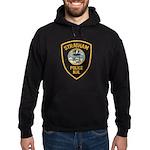 Stratham NH Police Hoodie (dark)