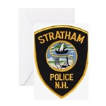 Stratham NH Police Greeting Card