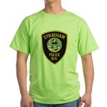 Stratham NH Police Green T-Shirt