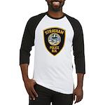 Stratham NH Police Baseball Jersey