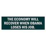 Anti-Obama Bumper Stickers