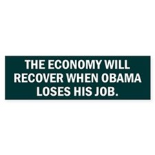 Anti-Obama Bumper Sticker (10 pk)