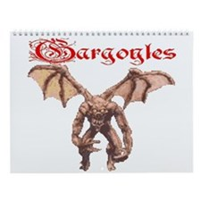 Gargoyle Wall Calendar