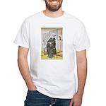 Warrior Takenaka Hanbee Shigeharu White T-Shirt
