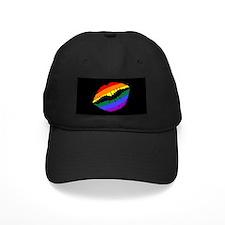 Rainbow Kiss Baseball Hat