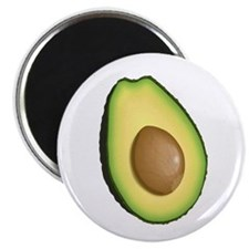 "Avocado 2.25"" Magnet (10 pack)"