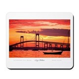 Newport Bridge Mousepad