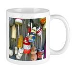 Lobster Trap Buoys (1) Mug