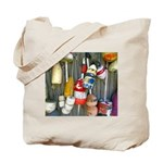 Lobster Trap Buoys (1) Tote Bag