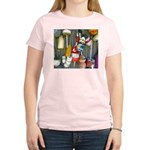 Lobster Trap Buoys (1) Women's Light T-Shirt