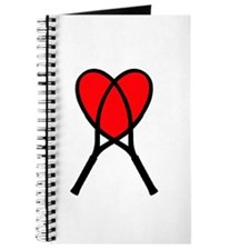Heart Rackets Tennis Journal