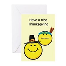 Have a nice Thanksgiving Greeting Cards (Pk of 20)