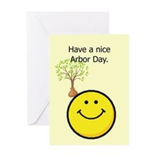 Have a nice Arbor Day Greeting Card