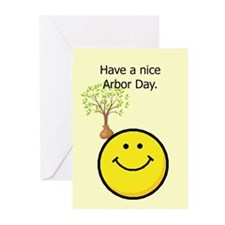 Have a nice Arbor Day Greeting Cards (Pk of 20)