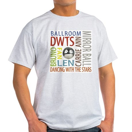 DWTS Fan Light T-Shirt