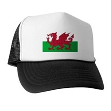 Welsh Flag Hat