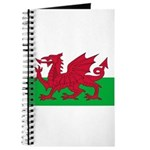 Welsh Flag Journal