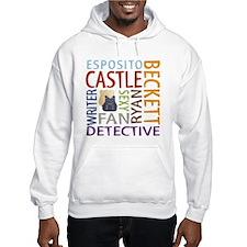 Castle Fan Jumper Hoodie