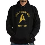 U.S.S. Enterprise Retro Hoody