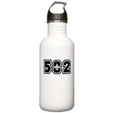 502 Black Water Bottle