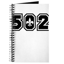 502 Black Journal