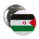 "Western Sahara Flag 2.25"" Button (10 pack)"