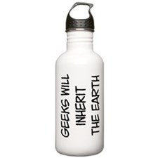 Geek Water Bottle
