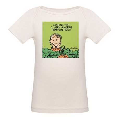 Sincere Pumpkin Patch Organic Baby T-Shirt
