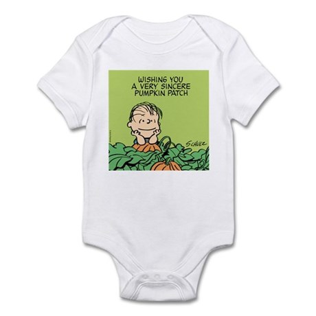 Sincere Pumpkin Patch Infant Bodysuit