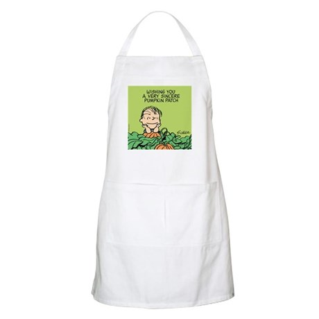 Sincere Pumpkin Patch Apron