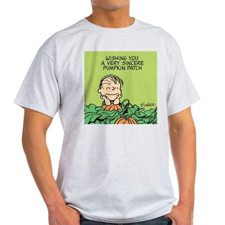 Sincere Pumpkin Patch Light T-Shirt