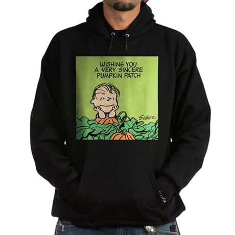 Sincere Pumpkin Patch Hoodie (dark)