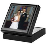 DnJ Wedding Keepsake Box