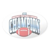 2011 FFL Champion Decal