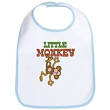 Little Monkey - Bib
