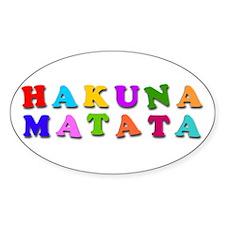 hakuna10x3 Decal