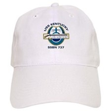 USS Kentucky SSBN 737 Baseball Cap