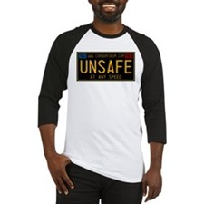 UNSAFE Vintage Plate Baseball Jersey